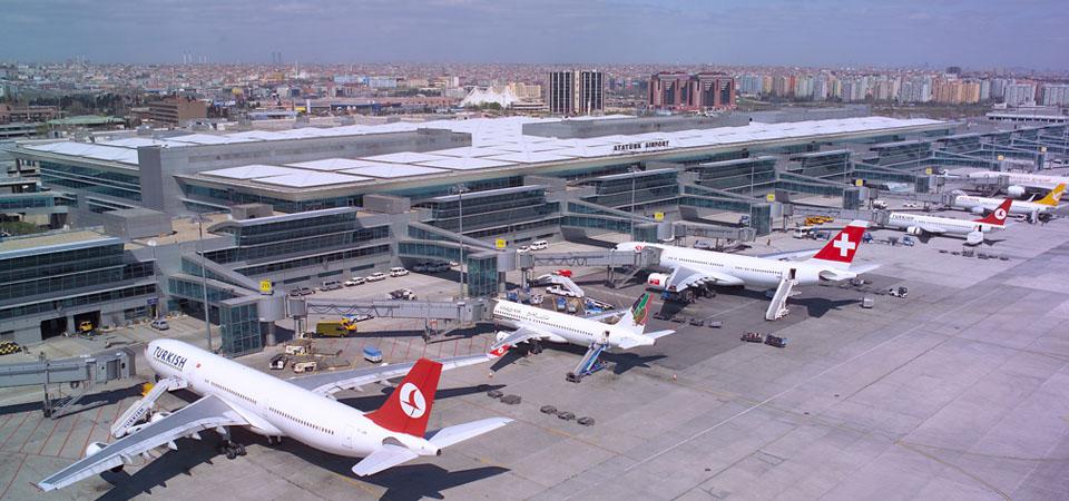 Sabiha Gökçen Havaalanı Akaryakıt Nakil Hatları İnşaatı